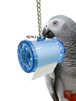 0037 SHREDMASTER BIRD TOY cage toys cages bulletproof plasti