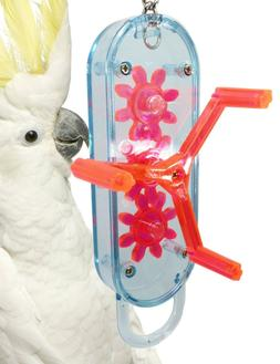 0043 GEARHEAD LARGE BIRD TOY cage toys cages bulletproof pla