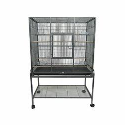 YML 1/2 in. Bar Spacing Aviary Cage with Stand - 31L x 19W x