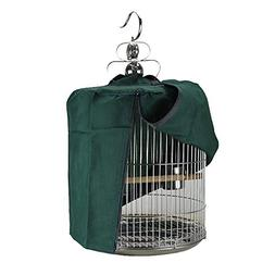 "SYOOY 15"" Universal Bird Cage Cover Shade Windproof Cloth Gr"