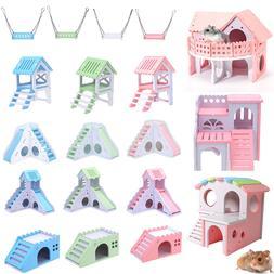 1pcs Luxurious <font><b>Hamster</b></font> House Swing Toy S