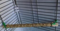 Handmade Small Pet Bird Cage Corner Perch Parakeet Budgie Co