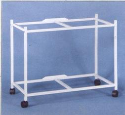 "2-Shelf Stand for two of 30"" x 18"" x 18 Breeding Flight Cage"