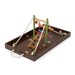 Prevue Pet Products 22600 Pop Up Park Bird Playground