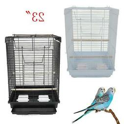"23""Bird Parrot Cage Canary Parakeet Cockatiel LoveBird Finch"
