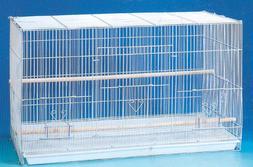 "24"" Aviary Canaries Budgie Aviaries Finches Bird Breeding Fl"