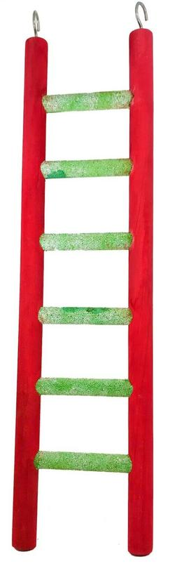 30806 20-Inch Heavy Weight Ladder Bonka Bird Toys cages toy