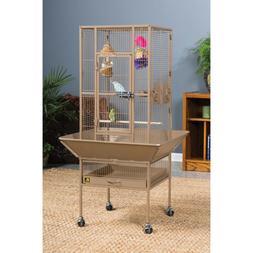 Prevue Pet Products 3351COCO Park Plaza Bird Cage, Coco Brow