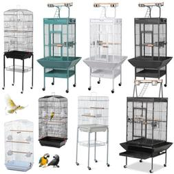 "36""61""62""68"" Large Bird Pet Cage Parrot Finch Cage Macaw Coc"