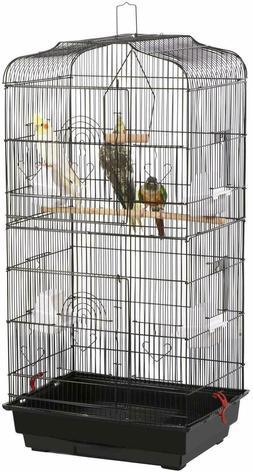 Yaheetech 36-inch Portable Hanging Medium Flight Bird Cage f