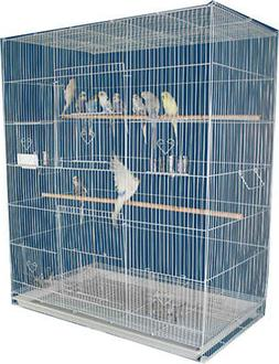 "36"" Large Breeder Flight Bird Cage Parakeets Cockatiels Budg"