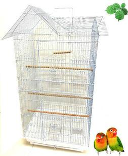 36 portable hanging medium flight bird cage