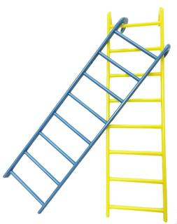 36352 8-Inch Bird Toy Ladder cockatiels parakeets finch toys