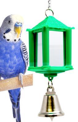 36408 Bonka Bird Toys Box Mirror cockatiel parakeet toy cana