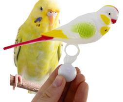 36601 Bird Buddy Parrot Bonka Bird Toys Cockatiel Budgie par