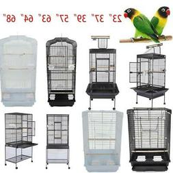 """37"""" 23"""" 39"""" 57"""" 68"""" Bird Pet Cage Parrot Finch Cage Macaw Co"""