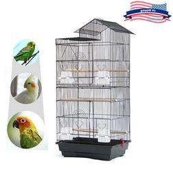 "39""Bird Parrot Cage Canary Parakeet Cockatiel LoveBird Finch"