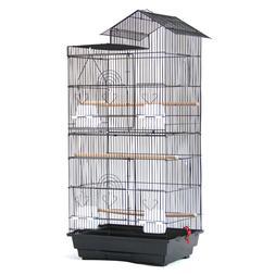 """39"""" Bird Parrot Cage Canary Parakeet Cockatiel LoveBird Finc"""