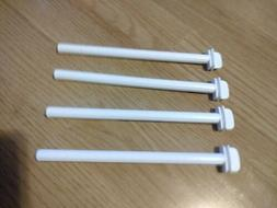 4 pcs. UNIVERSAL PERCHES FOR BIRD CAGES