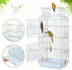 41-inch Open Top Medium Parakeet Bird Cages for Parakeets Fi