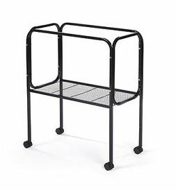 Prevue 446 Bird Cage Stand for Base Flight Cages  26 x 14-In