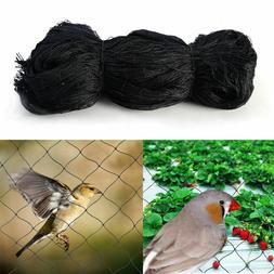 50'x50' Anti Bird Netting Soccer Game Garden Plant Poultry A