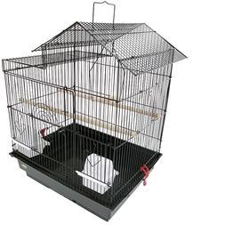 5025 HERITAGE BLENHEIM BUDGIE XL BIRD CAGE 47x36x62CM FINCH
