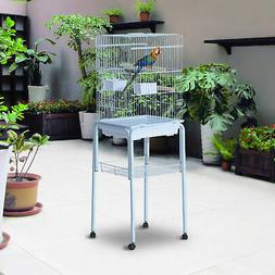 """51"""" Bird Cage Large Parrot Macaw Finch Cockatoo Play Top Pet"""