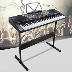 61 key music electronic keyboard electric digital