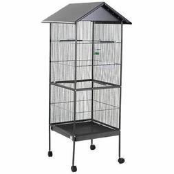 "61"" Large Bird Cage Play Top Pet Supply"