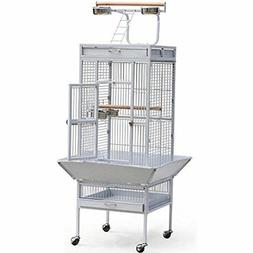 "61"" Wrought Iron Select Large Bird Cages Include Bungee Rope"