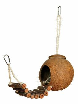 Hideaway 62801 Naturals Coco with Ladder Bird Toy