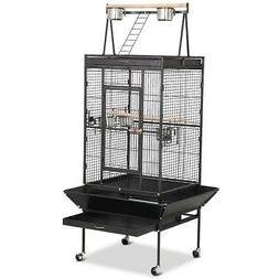 "Yaheetech 68"" Bird Cage w/ Play Top for Parrot, Cockatiel, C"