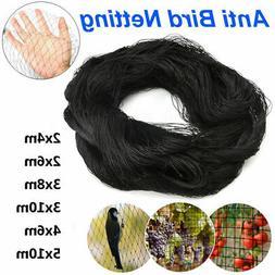7 Sizes Anti Bird Netting Garden Net Poultry Aviary Game Nyl