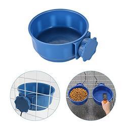 JOYOOO 700ML Pet Heated Water Bowl,USB Safe Pet Feed Cage Ha