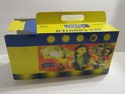 Yml #8103 Cardboard Carrier For Medium Animals Or Birds  Lot