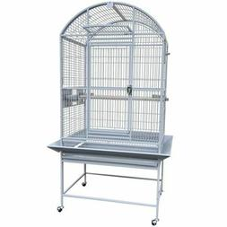 Kings Cages 9003223 Dome Top Bird Cage 65X32X23 Toy Toys Sma