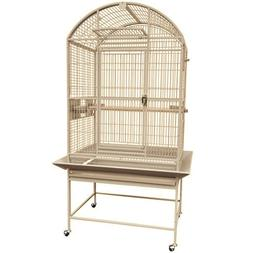 King's Cages 9003223 Parrot Bird Dome Top Parrot Bird Cage W