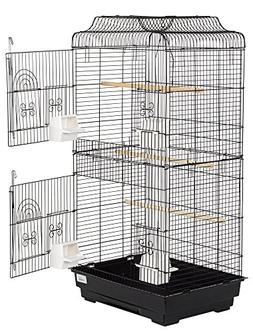 Liberta UK 92 by 46 by 36cm Lotus Bird Cage, Large