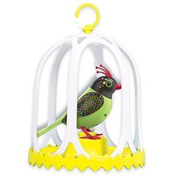 Digi Birds Bird with Bird Cage