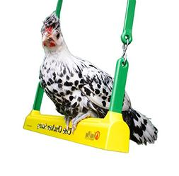 Fowl Play Products, The Chicken Swing, Chicken Toy ,13100, C