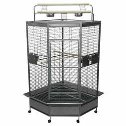 A and E Cage Co. Corner Cage
