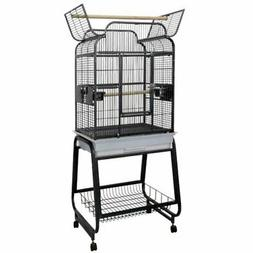 A and E Cage Co. Opening Victorian Top Bird Cage