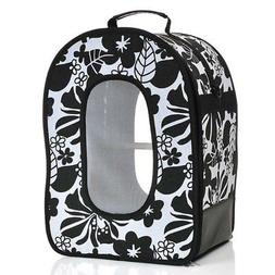 A and E Cage Co. Soft Sided Travel Bird Carrier