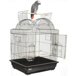 A and E Cage Co. Victorian Open Top Bird Cage