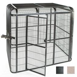 A and E Cage Co. Walk-In Aviary