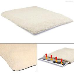 A655 AA29 White Self Heated Carpet Heating Washable Practica
