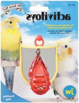 JW Pet Company Activitoys Punching Bag Bird Toy