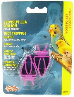 Living World All Purpose Holder for Bird Cages