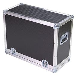 Amplifier 1/4 Ply ATA Light Duty Case with Diamond Plate Lam